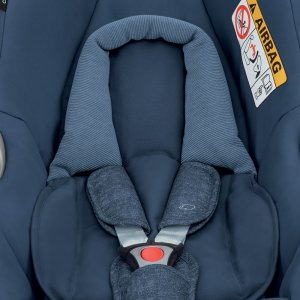 Bebe confort Siège auto coque cabriofix nomad blue - groupe 0+