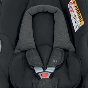 Bebe confort Siège auto coque cabriofix nomad black - groupe 0+
