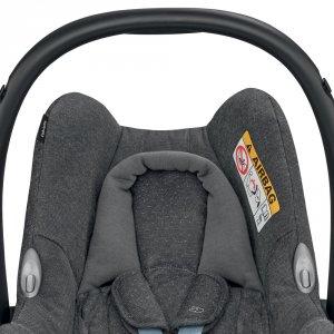 Bebe confort Siège auto coque cabriofix sparkling grey - groupe 0+