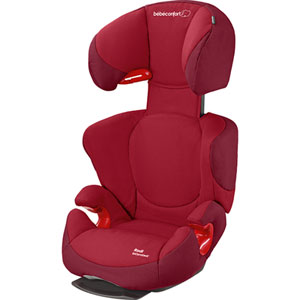 Siège auto groupe 2/3 rodi airprotect robin red