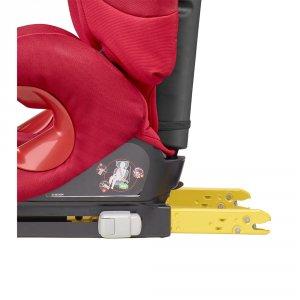 Bebe confort Siège auto rodi xp fix poppy red - groupe 2/3