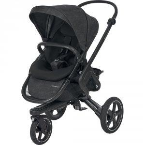 Bebe confort Poussette 3 roues nova nomad black