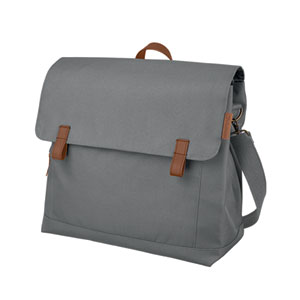 Sac à langer modern bag concrete grey
