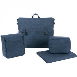 Sac à langer modern bag nomad blue