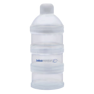 Doseur de lait blanc little valleys