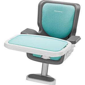 Assise chaise haute keyo aqua sky