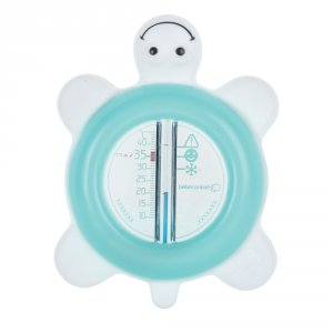 Thermomètre de bain tortue sailor bleu