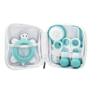 Set de toilette sailor bleu