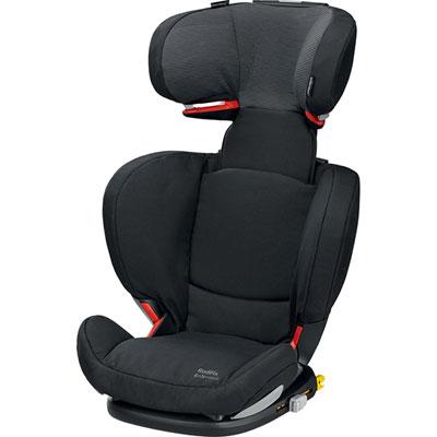 Siège auto rodifix air protect black raven - groupe 2/3 Bebe confort
