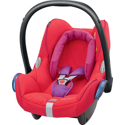 Siège auto coque cabriofix red orchid - groupe 0+ Bebe confort