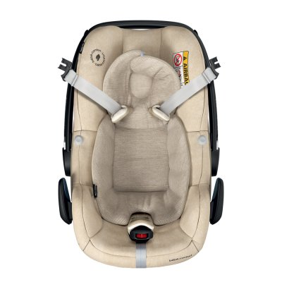 Siège auto pebble pro i-size nomad sand Bebe confort