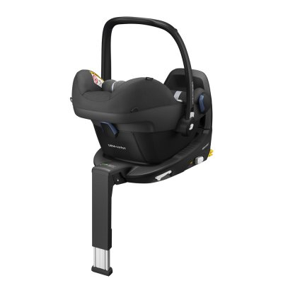 Siège auto pebble pro i-size essential black Bebe confort