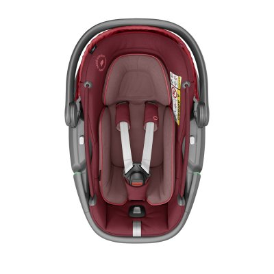 Siège auto cosi i-size coral essential red - groupe 0+ Bebe confort