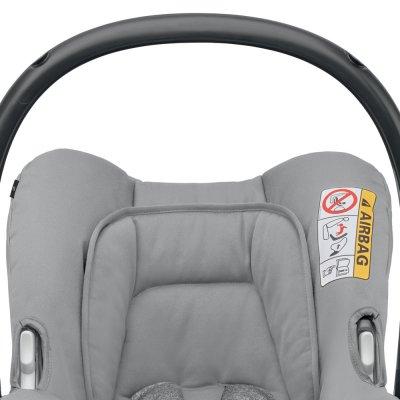 Siège auto coque citi nomad grey - groupe 0+ Bebe confort