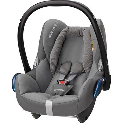 Coque bébé groupe 0+ cosi cabriofix concrete grey Bebe confort