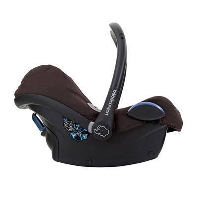 Coque bébé groupe 0+ cosi cabriofix earth brown Bebe confort