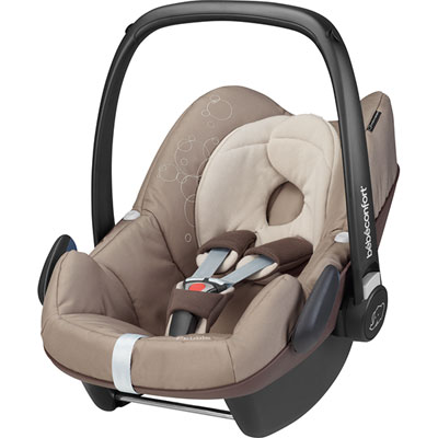 Bebe confort Siege auto pebble walnut brown - groupe 0+