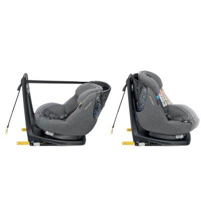 Siège auto axissfix air i-size sparkling grey Bebe confort