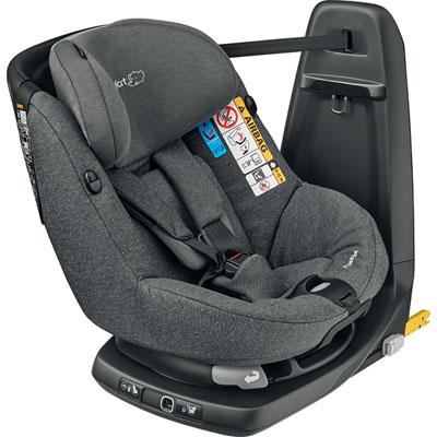 Siège auto axissfix i-size sparkling grey Bebe confort