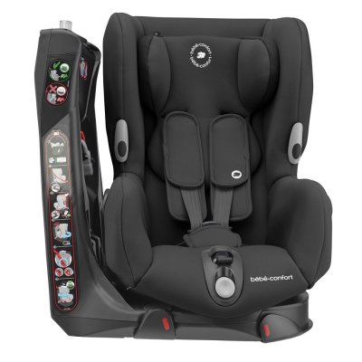 Siège auto axiss authentic black - groupe 1 Bebe confort