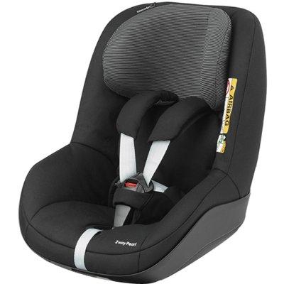 Siège auto 2way pearl i-size black raven Bebe confort