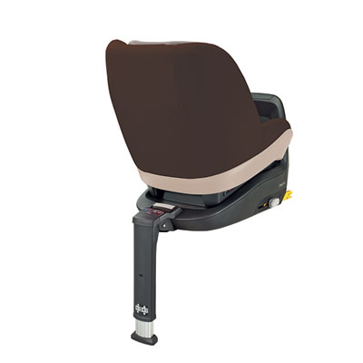 Siège auto 2way pearl i-size earth brown 2016 Bebe confort