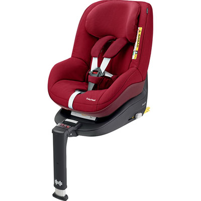 Siège auto 2way pearl i-size robin red Bebe confort