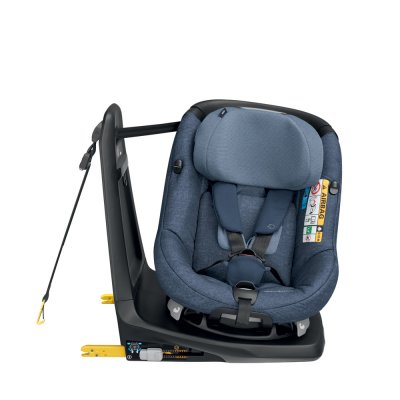 Siège auto axissfix i-size nomad blue - groupe 1 Bebe confort