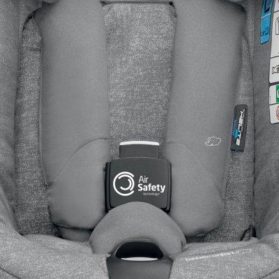 Siège auto axissfix air i-size nomad grey Bebe confort