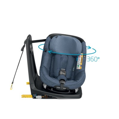 Siège auto axissfix air i-size nomad blue Bebe confort