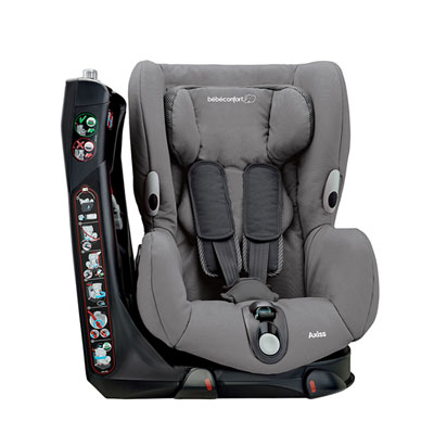 Siège auto axiss concrete grey- groupe 1 Bebe confort