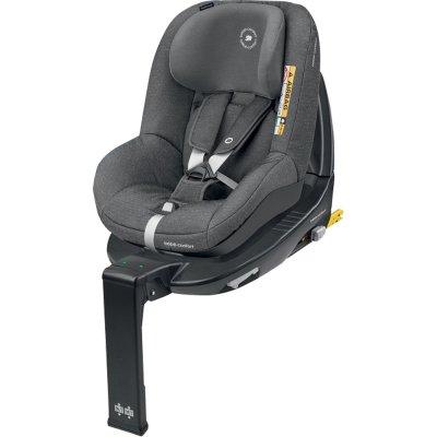 Siège auto pearl smart i-size sparkling grey + base family fix i-size Bebe confort