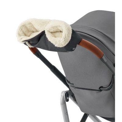 Pack winter pour poussette lila Bebe confort