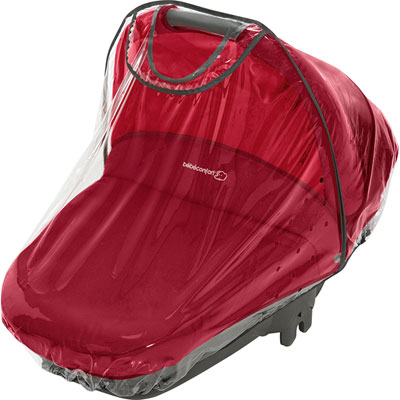 Protection pluie siège auto nacelle windoo et compacte Bebe confort