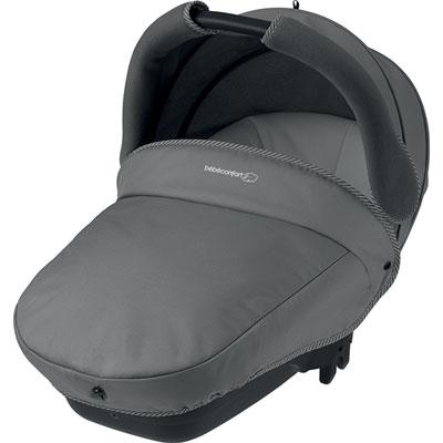 Pack poussette trio dana concrete grey Bebe confort