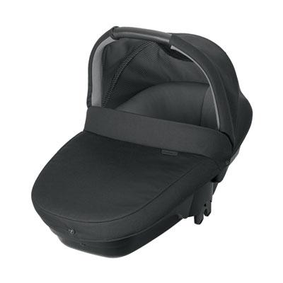 Pack poussette trio streety amber black raven Bebe confort
