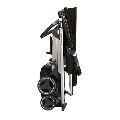 Poussette 4 roues loola 3 black raven 2016 Bebe confort