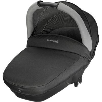 Pack poussette trio high trek citi compacte black raven Bebe confort