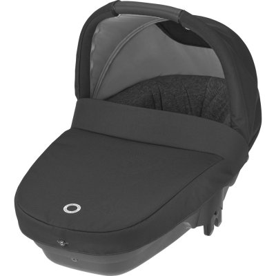 Nacelle amber plus essential black - groupe 0 Bebe confort
