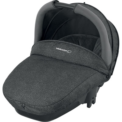 Nacelle compacte triangle black - groupe 0 Bebe confort