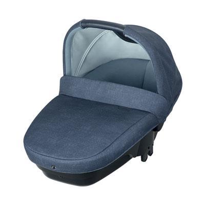 Nacelle amber nomad blue - groupe 0 Bebe confort
