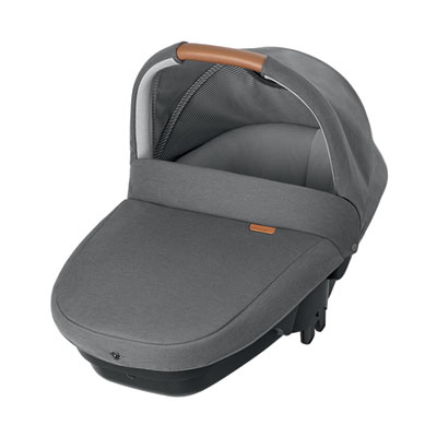 Nacelle amber concrete grey - groupe 0 Bebe confort