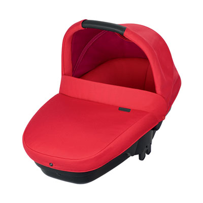 Nacelle amber red orchid - groupe 0 Bebe confort