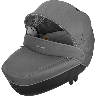 Nacelle bébé windoo plus concrete grey 2016 Bebe confort