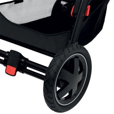 Poussette 4 roues stella nomad black Bebe confort