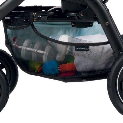 Poussette stella 4 roues nomad blue Bebe confort