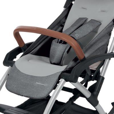 Poussette 4 roues laika 2 nomad grey Bebe confort