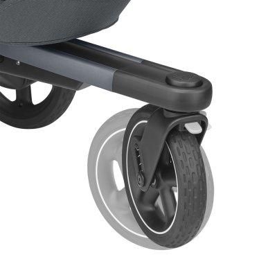 Poussette 3 roues nova essential graphite Bebe confort