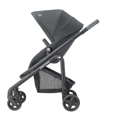 Poussette 4 roues lila sp essential graphite Bebe confort
