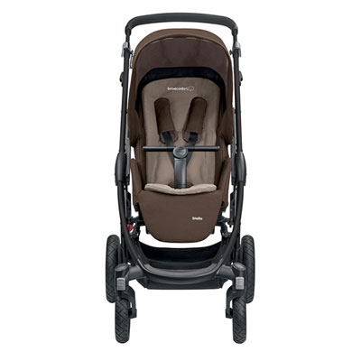 Poussette 4 roues stella earth brown Bebe confort